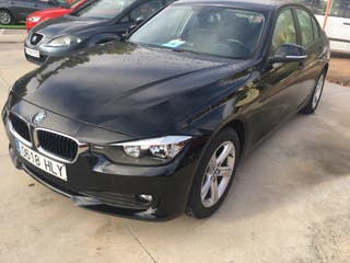BMW 320 D automático