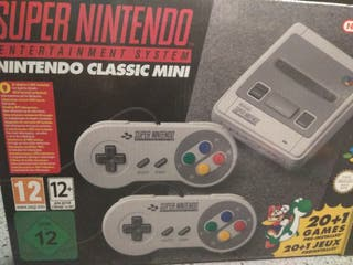 SUPERNES mini+cables alargadores mando