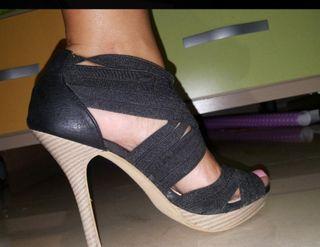 zapatos de tacón tacones