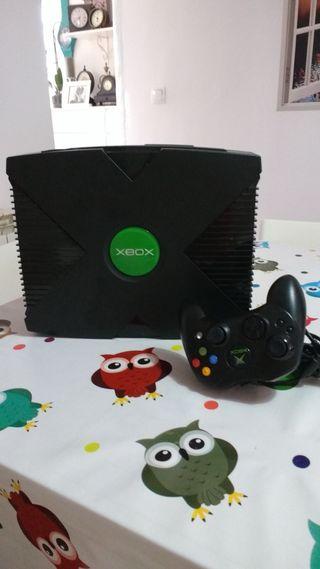 Consola xbox classic