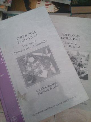 Libro Texto UNED PSICOLOGÍA EVOLUTIVA