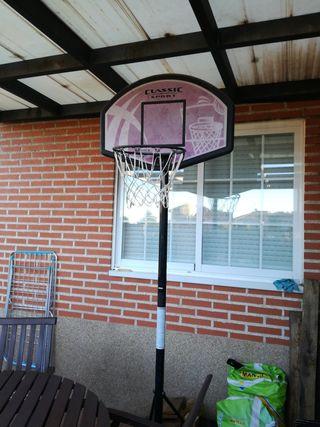 Canasta baloncestro