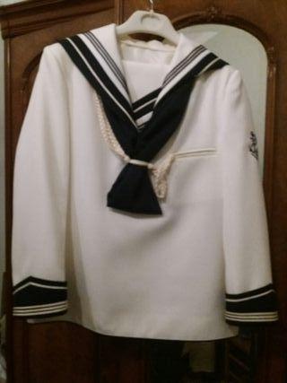 traje de comunion de niño T 10-12