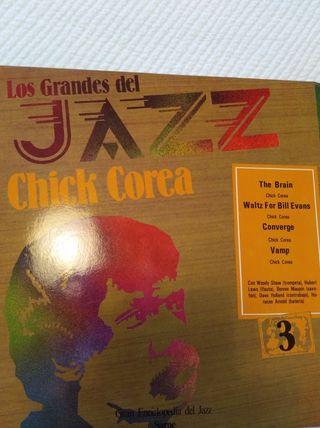 Disco vinilo Grandes del Jazz
