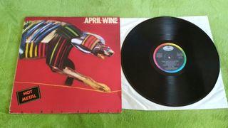 Disco Vinilo April Wine Animal Grace
