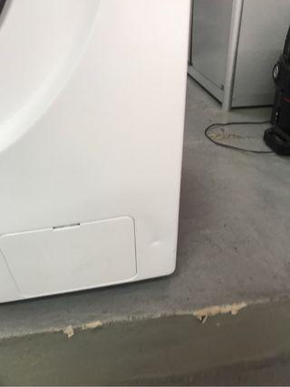 Lavadora nueva pequeña tara