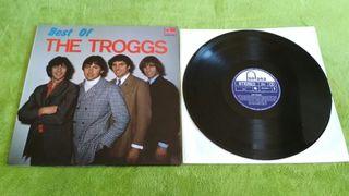 Disco vinilo The Troggs Best of