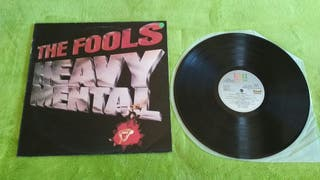 Disco vinilo The Fools Heavy Mental
