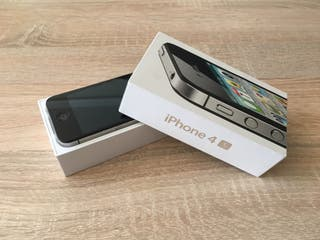 iPhone 4s negro 16gb