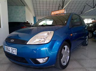 Ford Fiesta automático único dueño