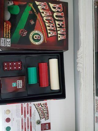 juego poker buena racha