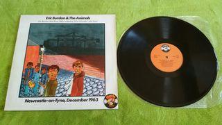 Disco vinilo Eric Burdon & The Animals Newcastle