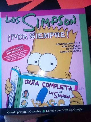 los simpson libro