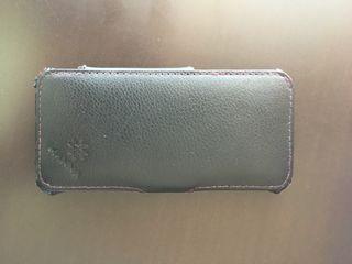 Funda piel iphone 5s