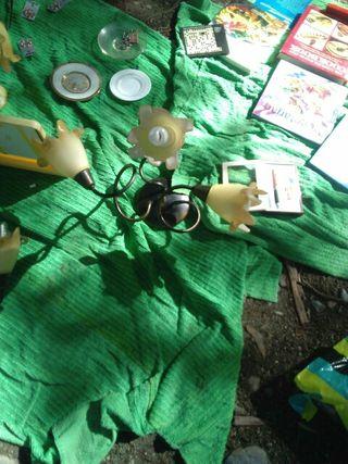 lampara rustica primera calidad
