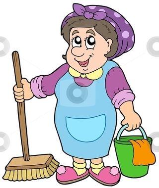 realizo limpiezas por horas
