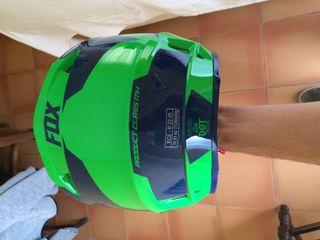 Casco motocross. Fox V1 competición , talla L.