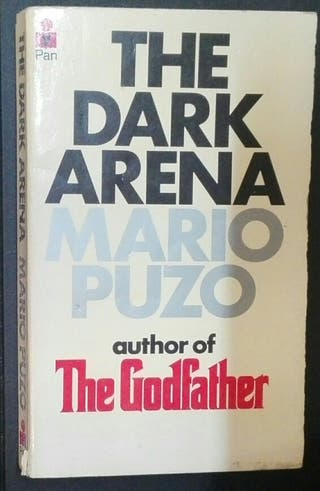 "Libro "" the dark arena"" Mario Puzo"
