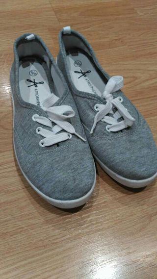 Zapatos tipo Victoria