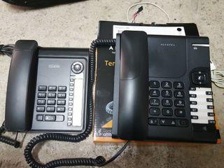 Alcatel telefonos fijos