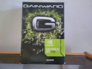 Tarjeta gráfica Gainward Geforce Gt710