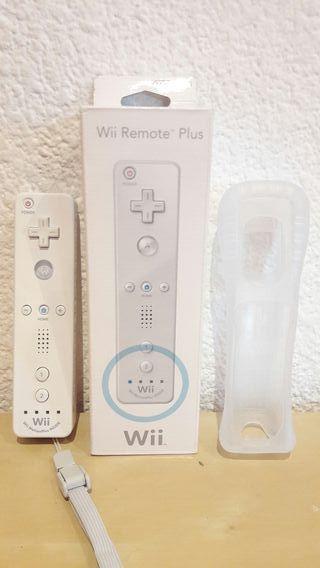 Mando Wii Motion Plus Blanco NUEVO