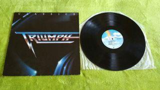 Disco vinilo Triumph Classics