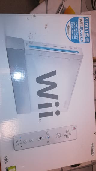 Consola Wii Sport