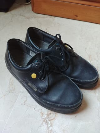 Zapatos trabajo de electricidad (antiestática)