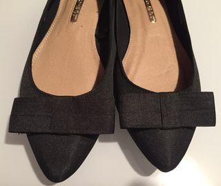 Zapatos lazo