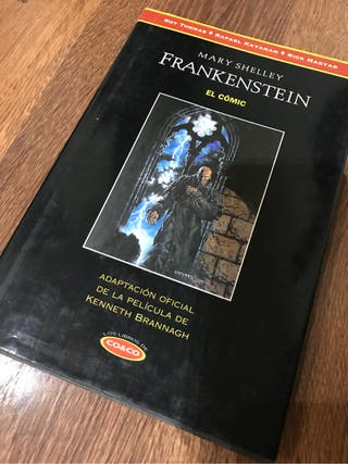 Comic Frankenstein