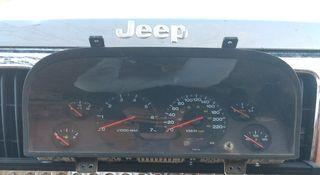 cuenta kilómetros jeep wj grand cherokee
