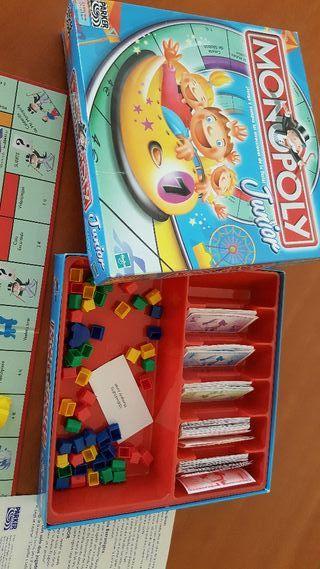 Monopoly Junior Hasbro