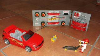 Playmobil. Taller y tienda de tuning.
