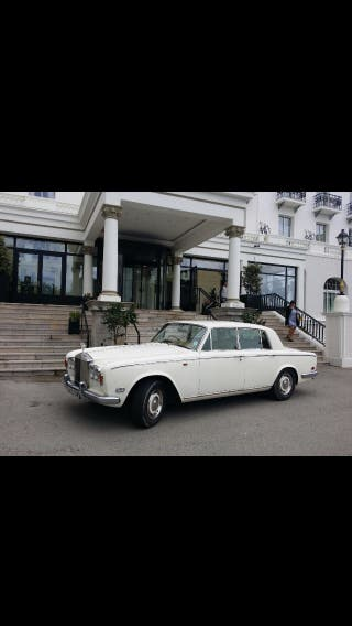 Coche Clasico Rolls Royce