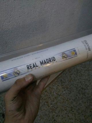 Banner Decoración Real Madrid