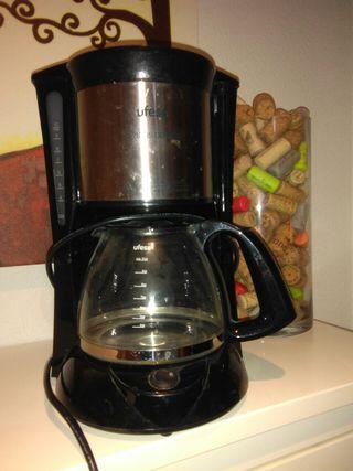 Cafetera marca Ufesa