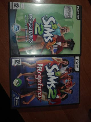 Sims 2 y expansion