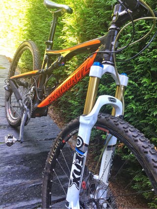 Bicicleta Santacruz