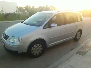 Volkswagen touran 2004 1.9tdi 5 plazas