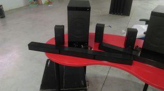 equipo de sonido 5.1,Sony.