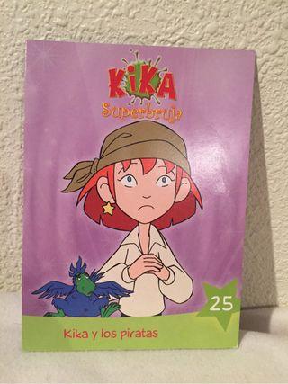 DVD Kika superbruja