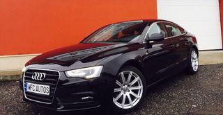 Audi A5 2013 sportback 3.0tdi sline aceptó cambio