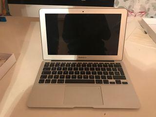 Ordenador portatil Macbook air