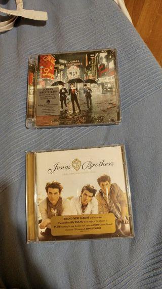 CD Jonas Brothers