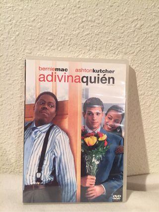 Película: adivina quién DVD