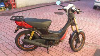 Moto vespino derbi variant revolution