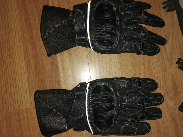 guantes moto de carretera