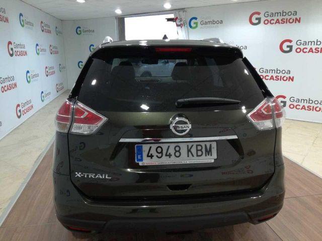 Nissan X-Trail 1.6 DCI 130cv TEKNA AUT 4X2 5PL. 4948-KBM