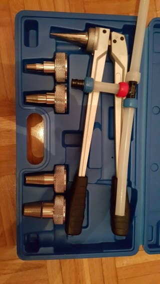 expandidor manual wirsbo uponor